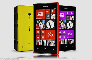Nokia Lumia 520 user manual pdf