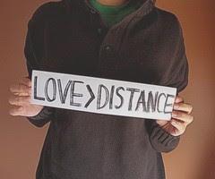 Love>Distance.