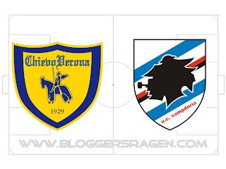 Prediksi Pertandingan Chievo vs Sampdoria