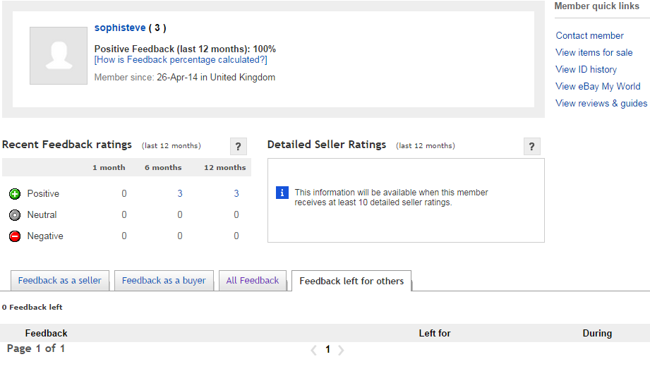 how to change feedback on ebay as a buyer