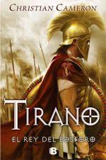Libro Tirano. El rey del Bósforo
