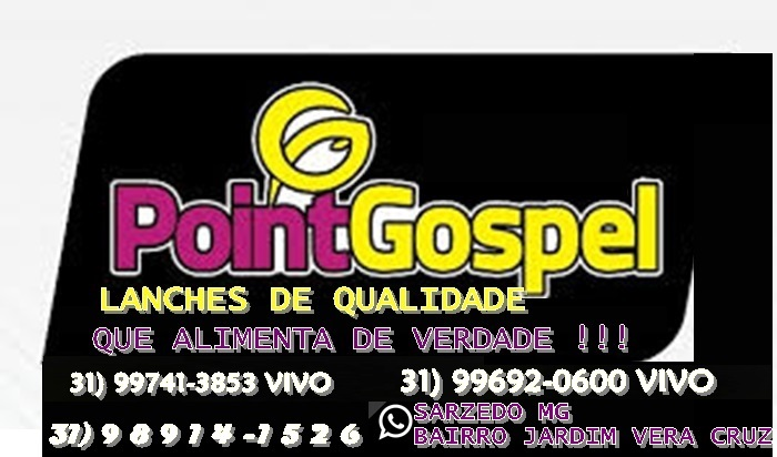 POINT GOSPEL SARZEDO MG