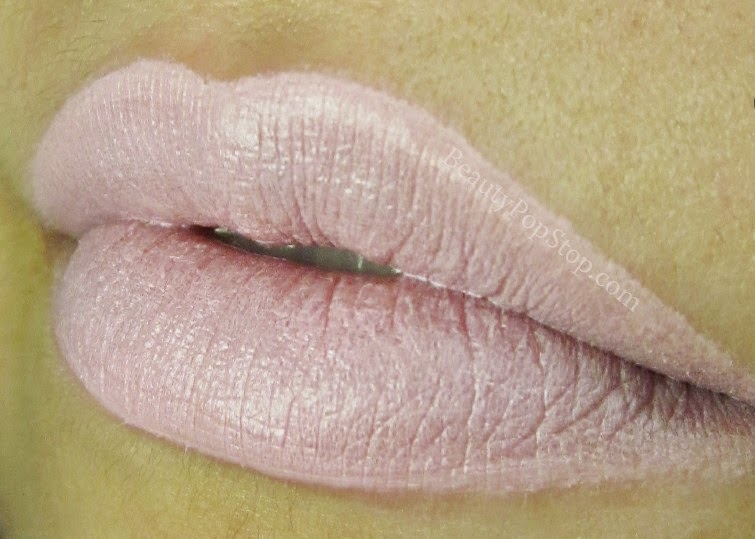 inglot freedom system matte lipstick 513 swatch