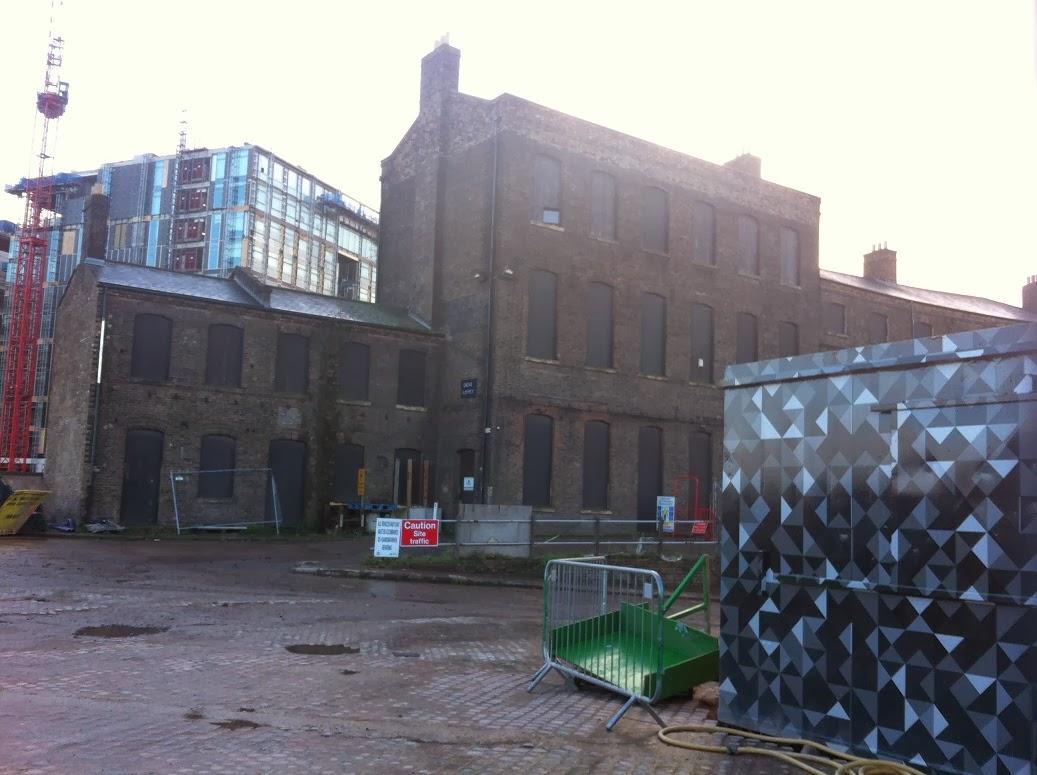 Old Coal Office, Kings Cross, London