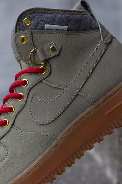 Nike Air Force 1 Duckboot – Oktober 2013