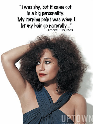 Tracee Ellis Ross Interview in Uptown Magazine Hollywood Issue!