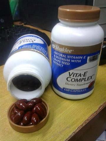 cegah sunburn dengan vitamin E