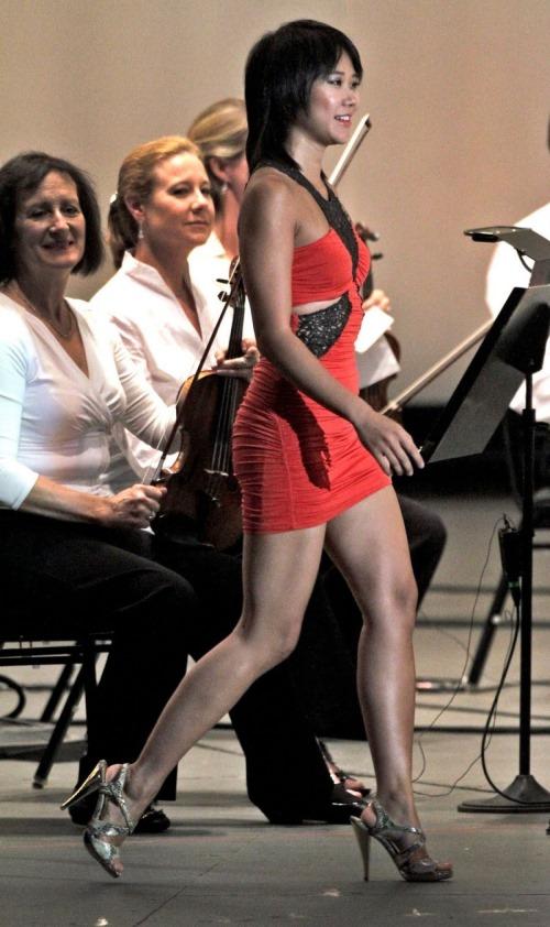 Yuja Wang salle pleyel