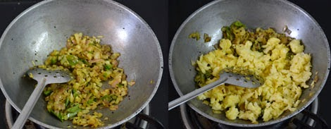 how to make egg poriyal