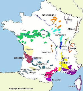 Almost the most northern wine region of France