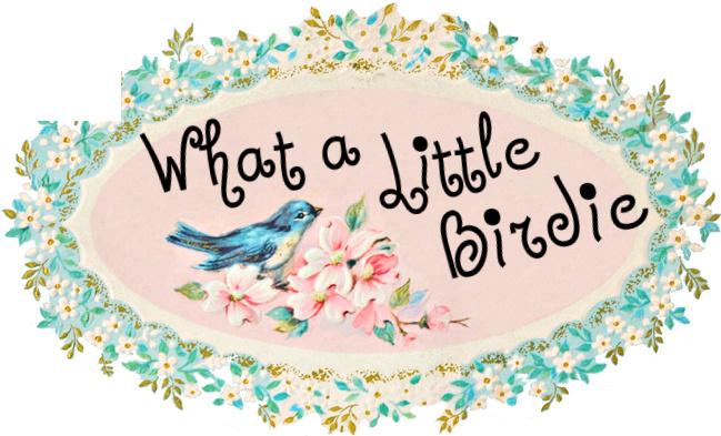 What a Little Birdie