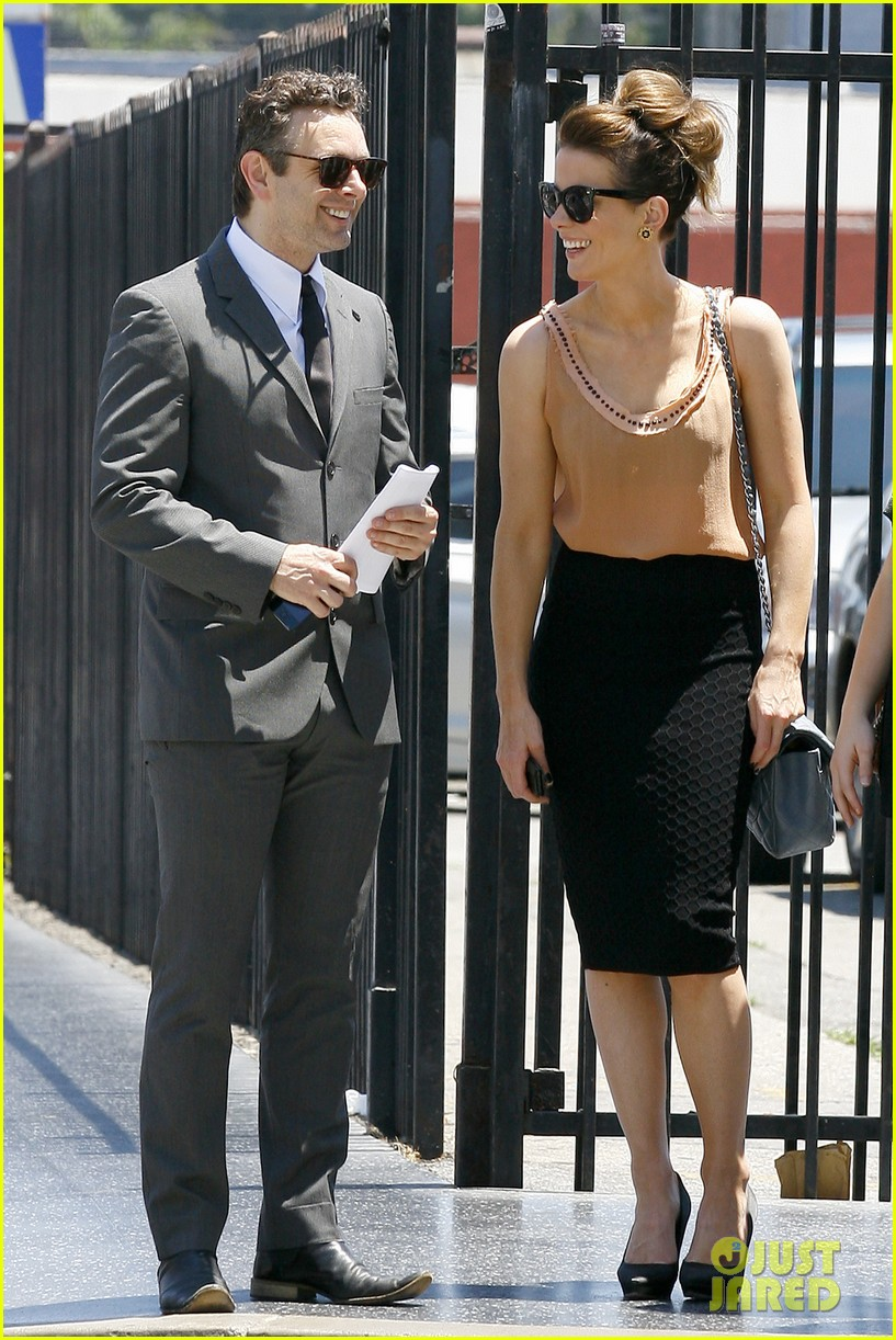 Fotos  Michael Sheen con Kate Beckinsale en Hollywood  12-5-13 Michael Sheen And Kate Beckinsale