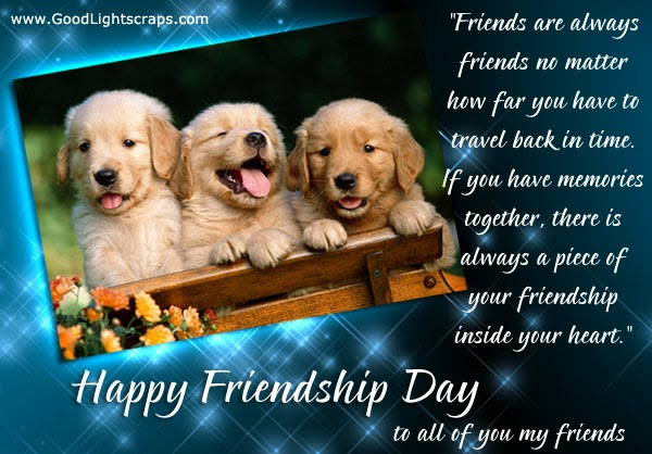 Happy Friendship Day 2014 Images For Facebook