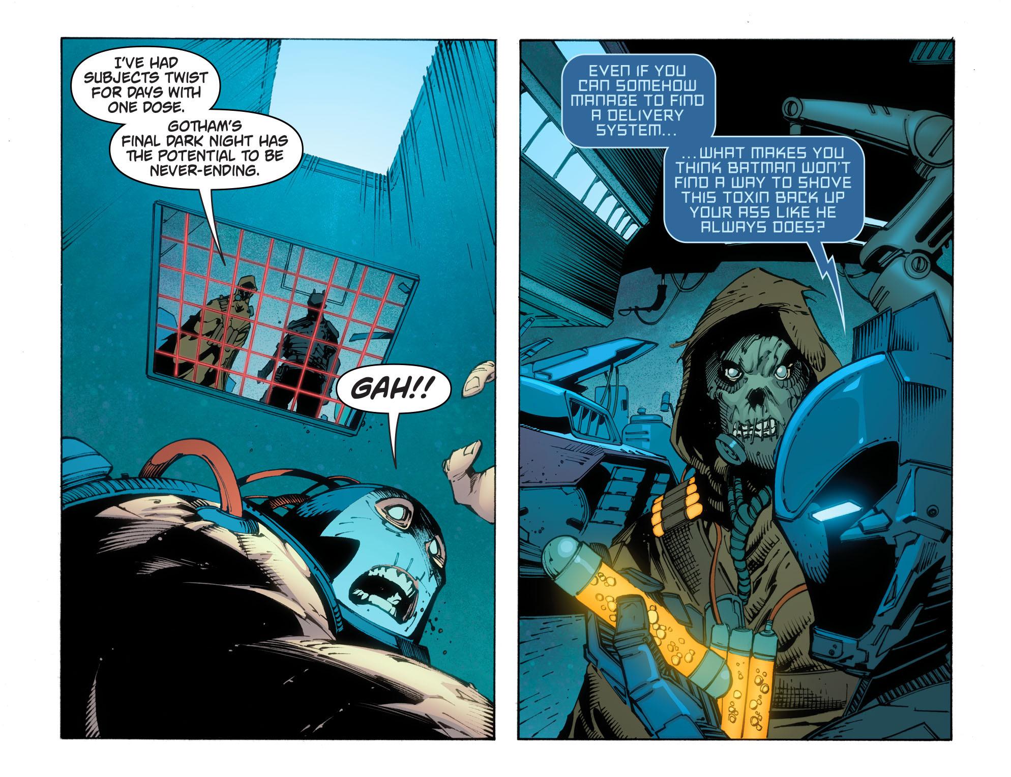 Batman: Arkham Knight [I] Issue #35 #37 - English 11