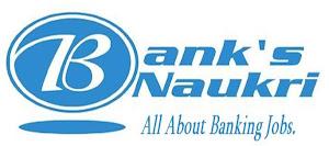 Bank's Naukri