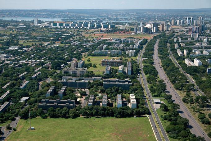Setor Noroeste de Brasília - Bairro Ecológico
