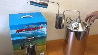 аппарат для самогона из сахара