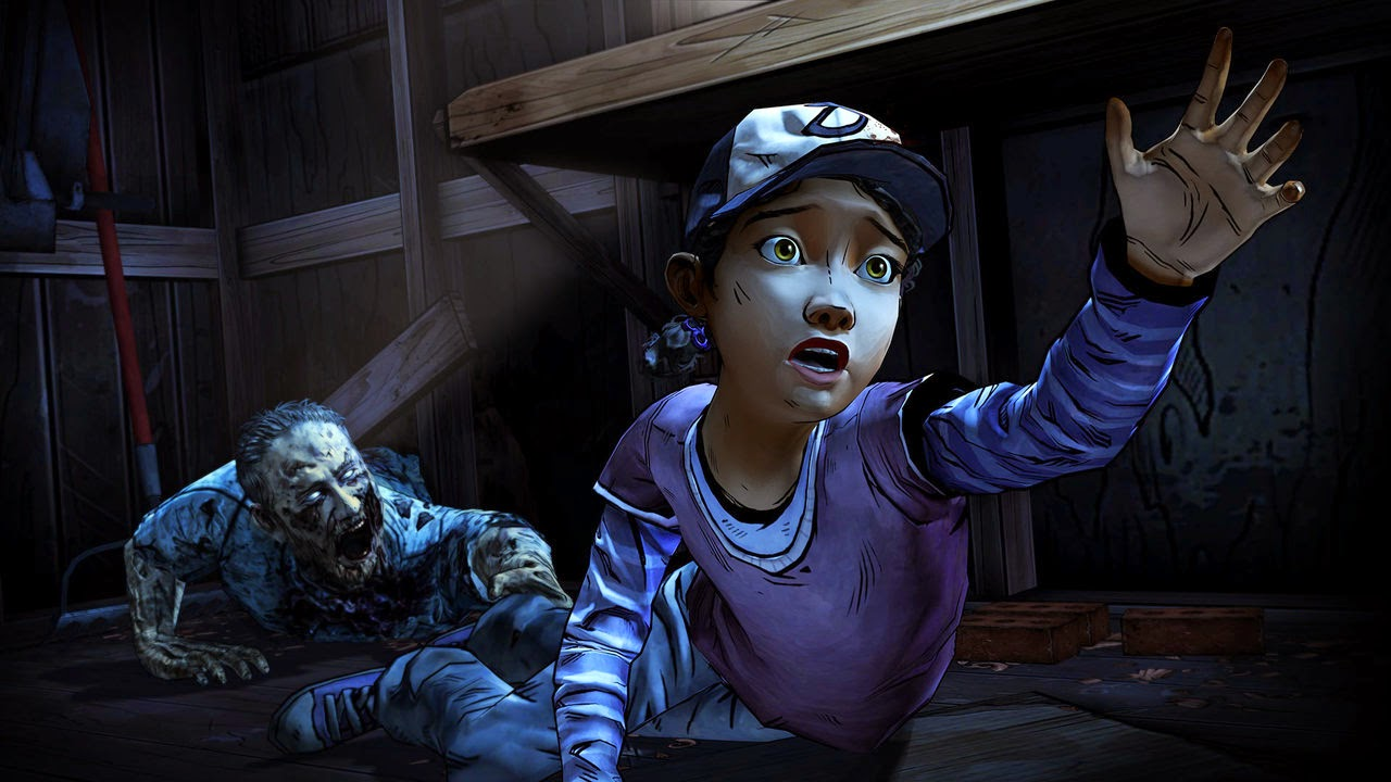 The Walking Dead: Season 2 Episode 5 screenshots