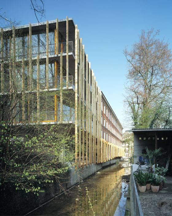 Buchner bruendler architekten a f a s i a - Architekten basel ...