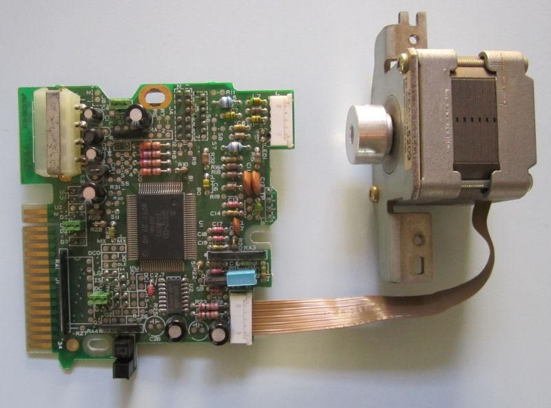 Arduino Endeavours Arduino Meets The Floppy Drive
