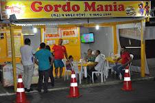GORDO MANIA, A SUA MELHOR OPÇÃO EM LANCHES DE GUAMARÉ.