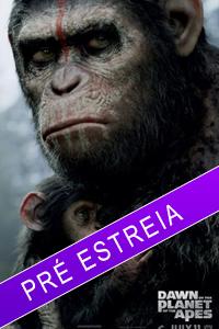 Poster do Filme Planeta dos Macacos: O Confronto Online