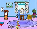 Solucion Garfield Crazy Rescue