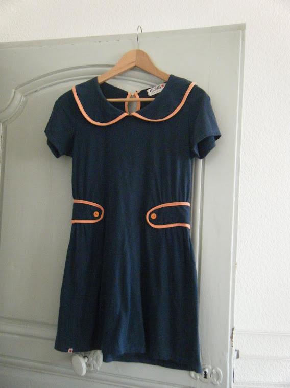 Petite robe rétro