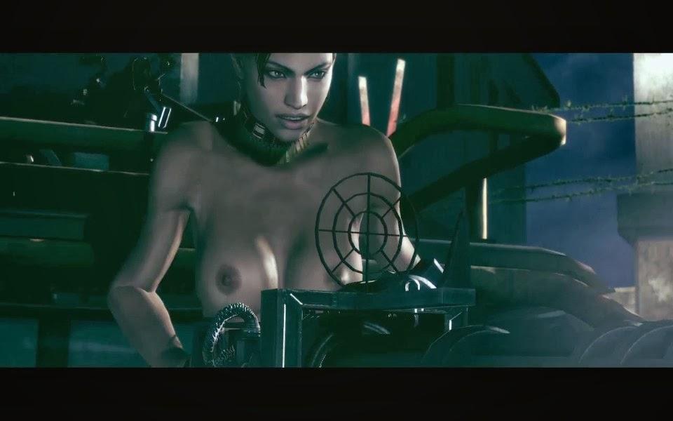 Ada Wong Nude Mod - Resident Evil 6 -