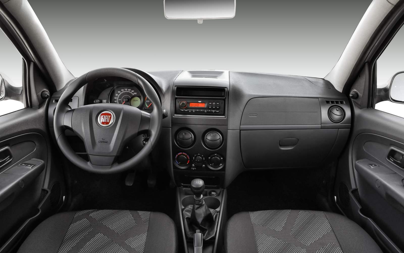 Fiat Palio Fire 2016 Fotos Pre Os E Especifica Es