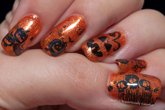 Darling Diva Polish Slutty Pumpkin