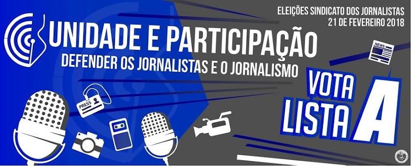 Unidade e Participação_Jornalistas