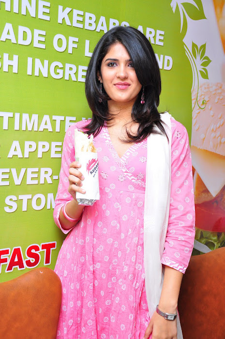 deeksha seth sunshine kebabs event launch hq
