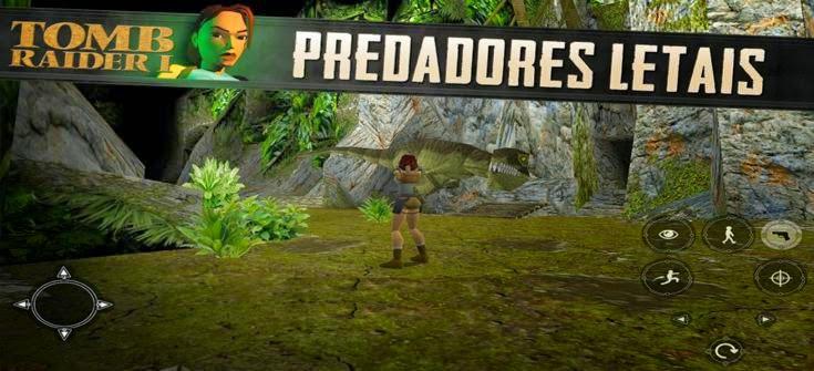 Download Tomb Raider I Apk + Data