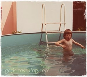 Kindheitstraum Schwimmingpool