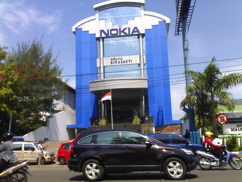 Nokia Center Semarang Pemuda