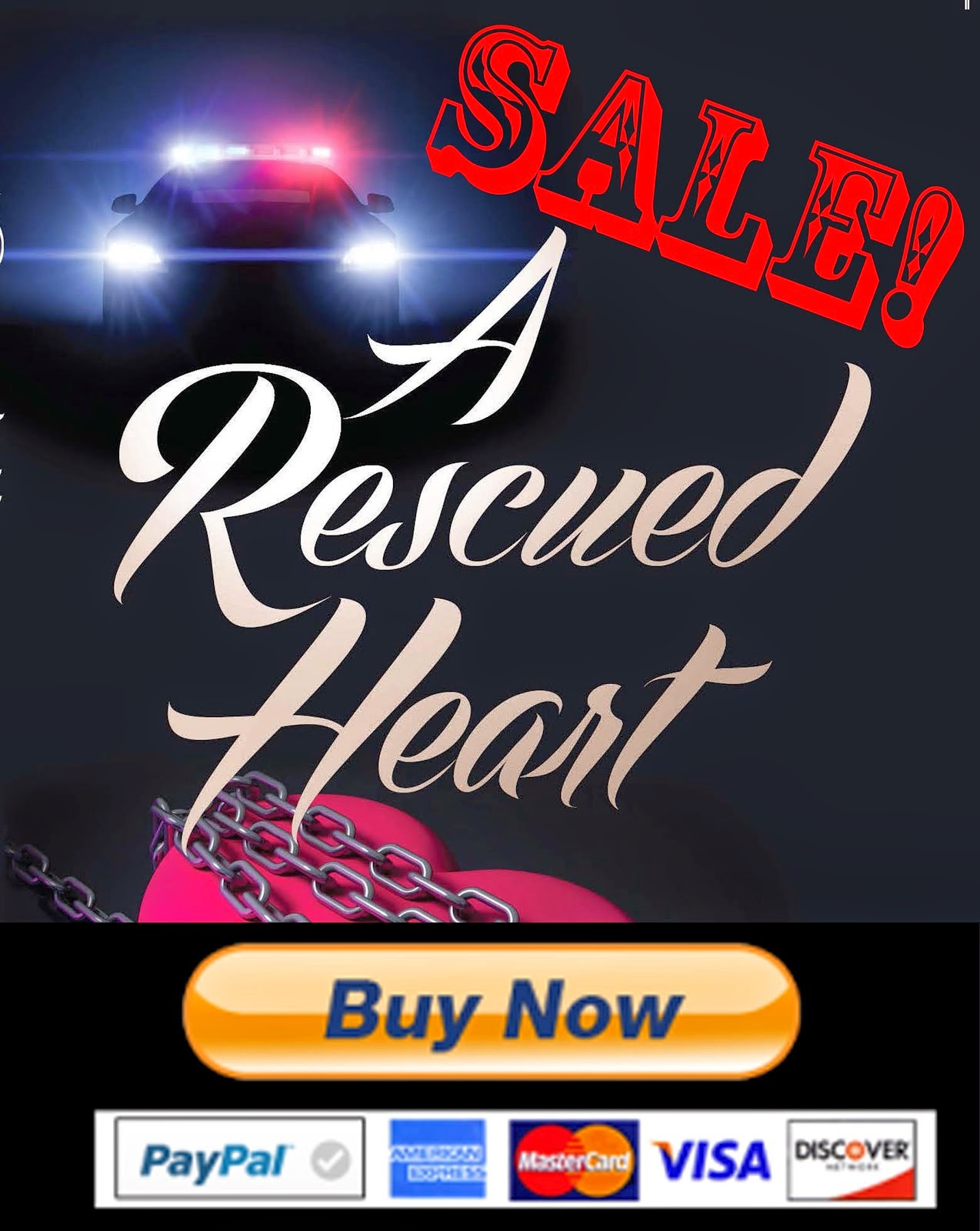 SALE! A Rescued Heart