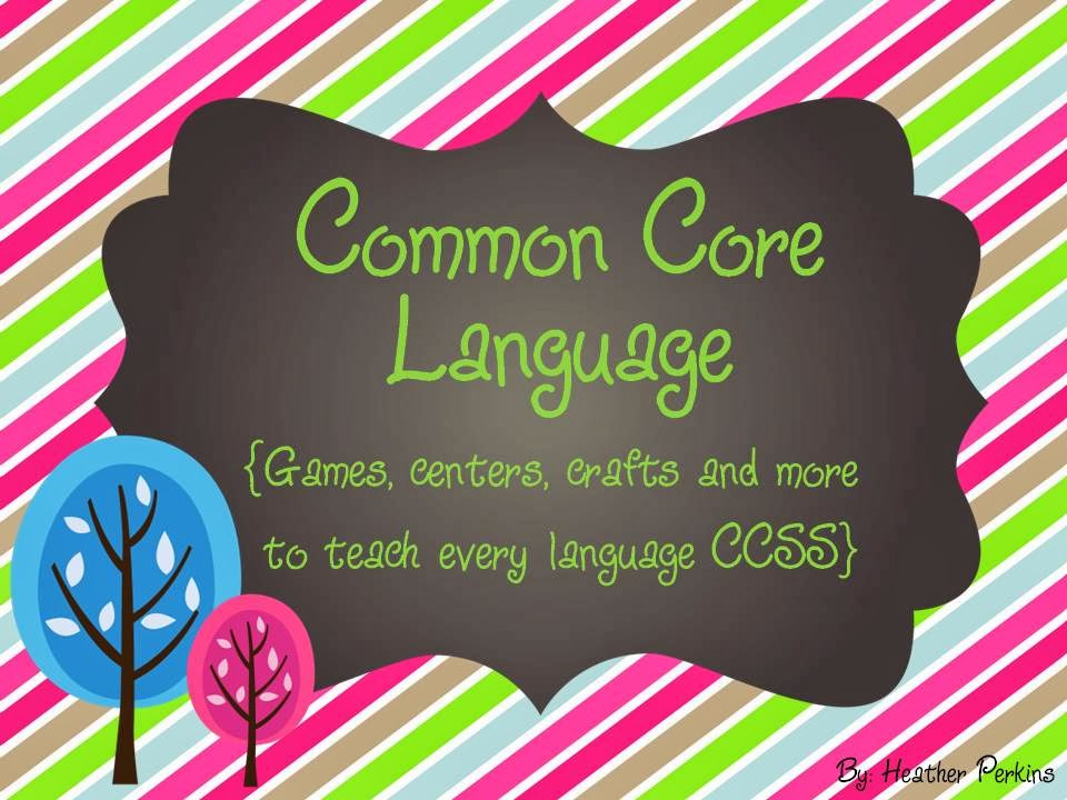 http://www.teacherspayteachers.com/Product/Common-Core-LanguageGames-centers-crafts-and-more-to-teach-all-language-CCSS-411343