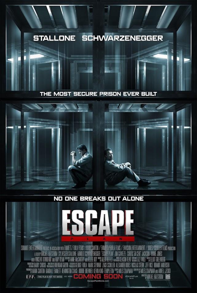 ตัวอย่างหนังใหม่ : Escape Plan ซับไทย (แหกคุกมหาประลัย) poster