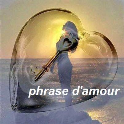 phrase damour
