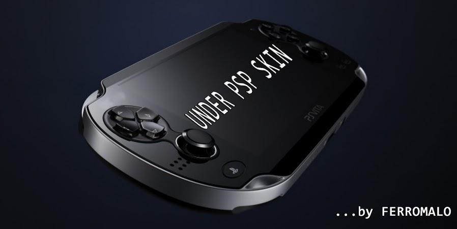Under PSP Skin