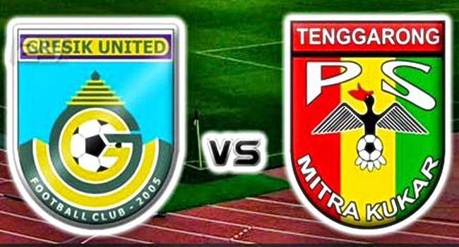 Gresik United vs Mitra Kukar