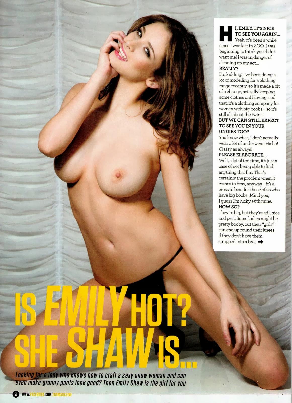 Emily Shaw Naked