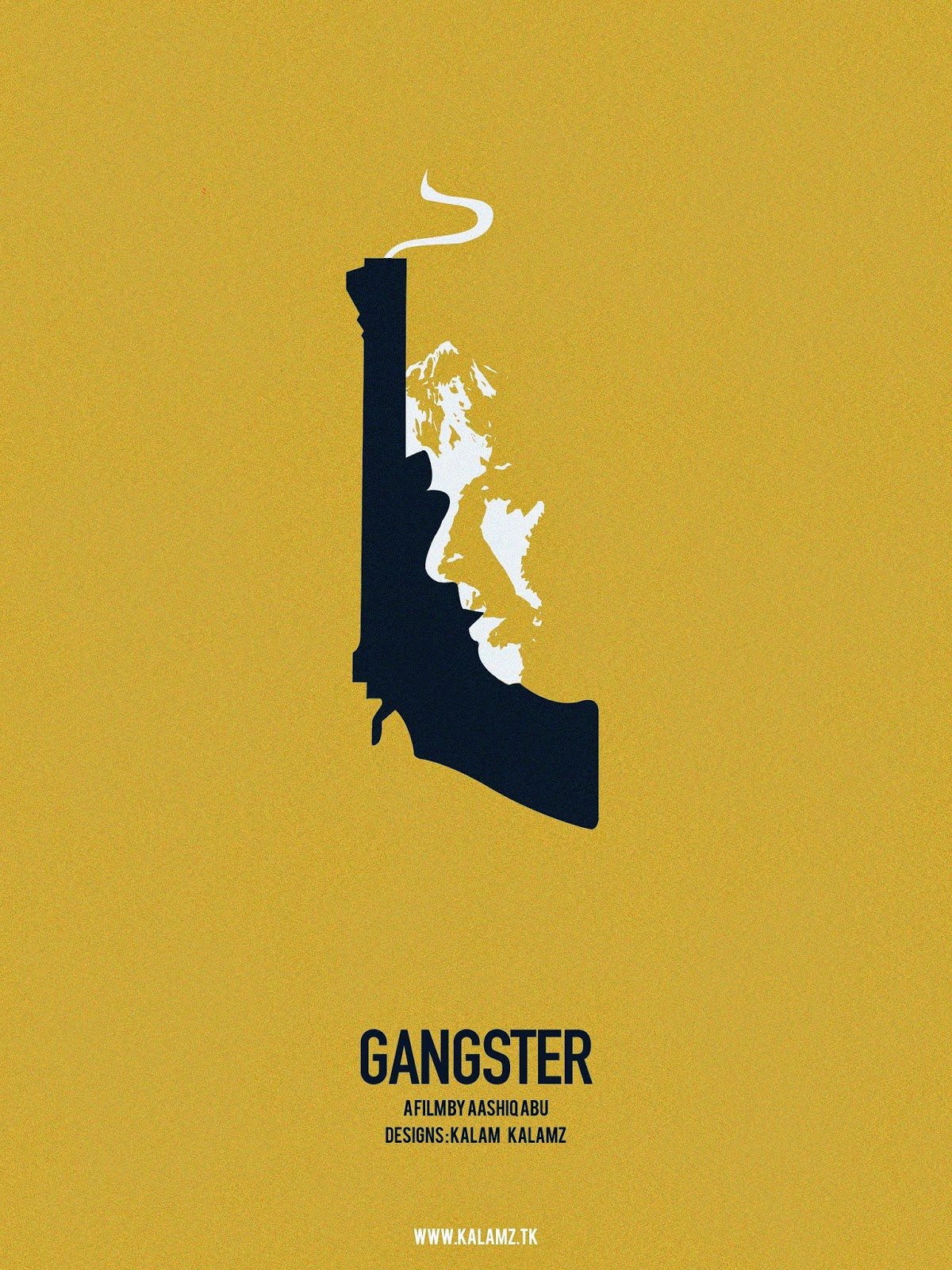 Gangster malayalam movie poster
