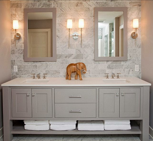 decoracion baño