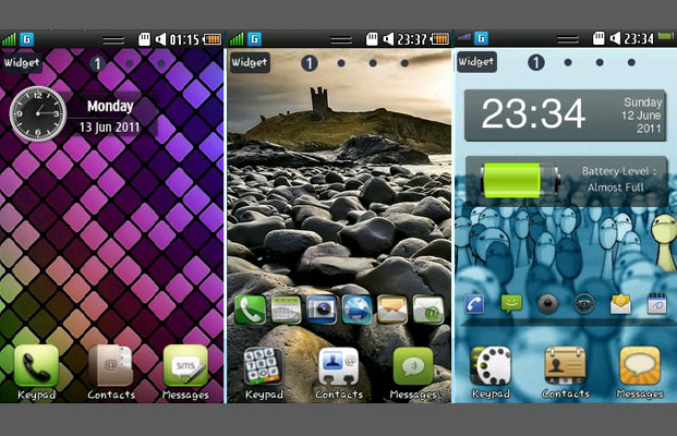 Nice Themes For Your Samsung Wave Created Ekoy Download