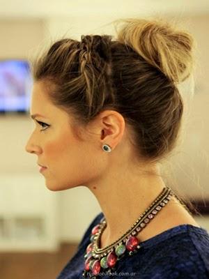 peinados 2014 con iluminacion
