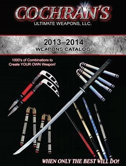 2013-2014 Weapons Catalog