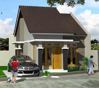 desain rumah mungil kumpulan gambar desain terbaru 2015