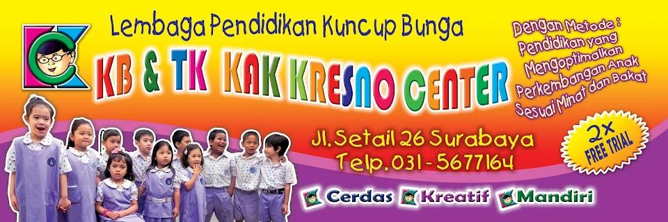 Taman Kanak-kanak & Playgroup Kuncup Bunga -  Kak Kresno Center